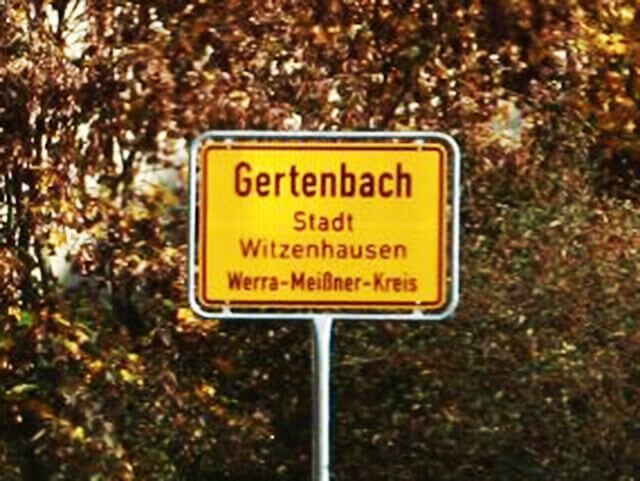 Die Gertenbacher Jugendgruppe